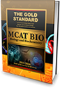 MCAT books like The Gold Standard MCAT are interactive with full-color illustration and practice tests based on the actual Medical College Admission Test.
